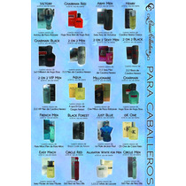 Oferta De Fragancias Y Perfumes Classic Collection