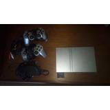 Playstation 2 Con Juegos Con Detalles