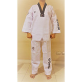 Dobok Daedo Seul Tela Acanalada Taekwondo