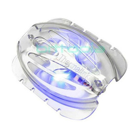Fan Cooler Thermaltake Discos Duros 3.5 Led Azul 80x80x15mm