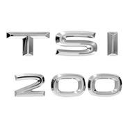 Kit Emblema T-cross  E 200 Tsi Ano 2019 Acima .../