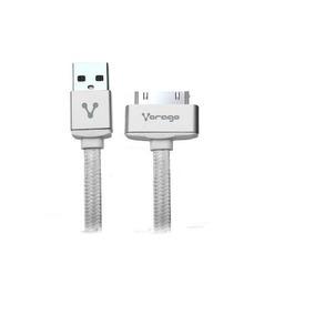Cable Dock Usb Vorago Sincroniza Y Carga Iphone, Ipod, Pad