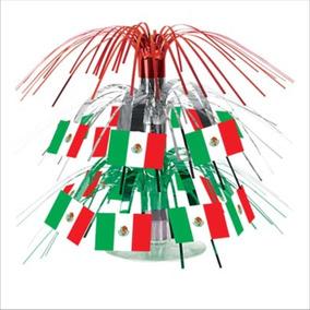 Centro Mesa Viva Mexico Articulos Fiesta Animacion