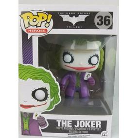 Funko Pop Heroes The Dark Knight Trilogy The Joker 36