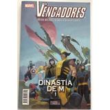 Comic Marvel: Los Vengadores - Dinastía De M Parte 1.