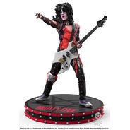 Estatueta Motley Crue Nikki Sixx Rock Iconz Knucklebonz 20cm
