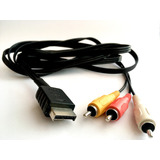 Cable Audio Y Video Para Sony Playstation Ps1 Ps2 Ps3