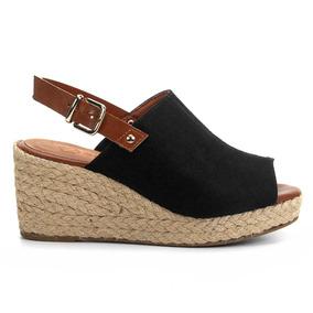 b21183019 Sandália Espadrille Bebecê Tiras Cruzadas - Sapatos no Mercado Livre ...