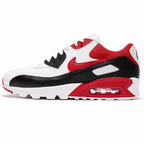 Zapatillas Nike Air Max 90 Essential Red/white