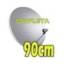 04 Antenas 90 Cm R$ 380.00 Somente As Antenas Frete Gratis
