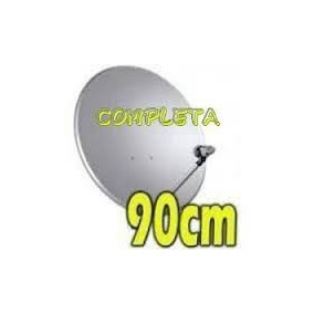 Antenas Ku 90 Cm R$ 99.90 + Cabo + Lnb Simples
