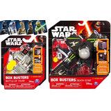 Star Wars Box Busters - Batalla De La Estrella De La Muerte