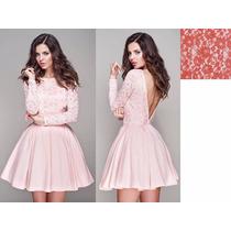 Vestidos Elegantes, Tipo Cóctel, Bellos A La Moda