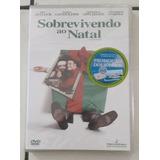 Dvd Sobrevivendo Ao Natal - Ben Affleck - Original Lacrado