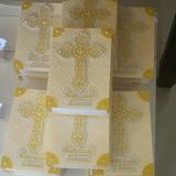 Caixa Bíblia Personalizada (batizado, Primeira Eucaristia)