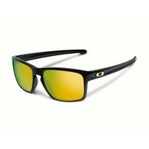 Oakley Sliver Polished Black W/ 24k Iridium