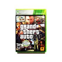 Grand Theft Auto Iv Nuevo Gta 4 - Xbox 360