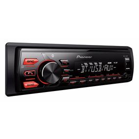 Radio Pioneer Mvh-295 Con Bluetooth, Usb, Y Android Auto