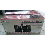 Lg Fvd Micro Hi-fi System Fb 164. - Maceo-disqueria