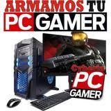 Computadora Pc Gamer I5 7400 8gb Gtx1050 2gb - Cyberia