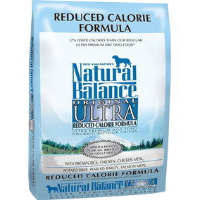 Alimento Perro Caloria Reducida Natural Balance 2kg