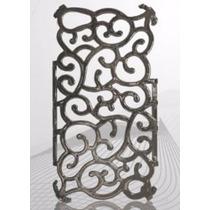 Funda Protector Para Iphone 4 / 4s Diseño Estructura Metal