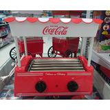 Máquina De Esquentar Salsicha Original Coca-cola Nova