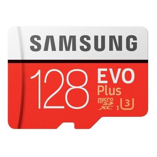 Tarjeta de memoria Samsung MB-MC128GA/CN Evo Plus 128GB