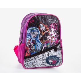 Mochila Monster High Lila