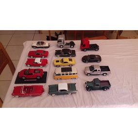 Coleção De Carros Miniatura 1:25