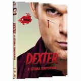 Dvd Dexter 7 Temporada Original Novo E Lacrado , Dri Vendas