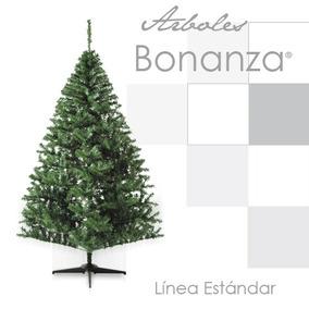 Arbol Pino Navidad Navideño Bonanza Verde 2.20 Metros
