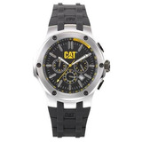 Reloj Cat/cab/acero Inox./correa:goma/chrono - A1 143 21 124
