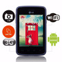 Smartphone Lg L30 Sporty Dual Chip 3g Câm 2mp Tela 3.2 Vivo