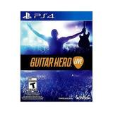 Solo Juego, Guitar Hero Live Ps4, Entrega Inmediata