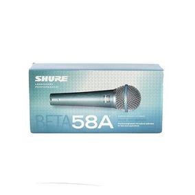 Microfone Vocal Shure Beta 58a