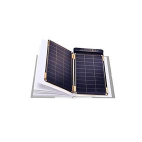 Papel Solar + Bolsa, Cargador Solar Portátil De Papel Delgad