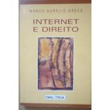 Internet E Direito - Marco Aurélio Greco