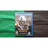 Dungeon Hunter Alliance Ps Vita