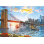 Puzzle Educa X 4000 Puente De Brooklyn Art 16782