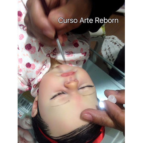 Curso Completo De Bonecas Quase Reais (boneca Reborn)