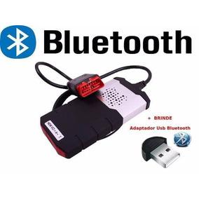 Scanner Delphi Ds150e Bluetooth Cdp Carro Caminhão Napro