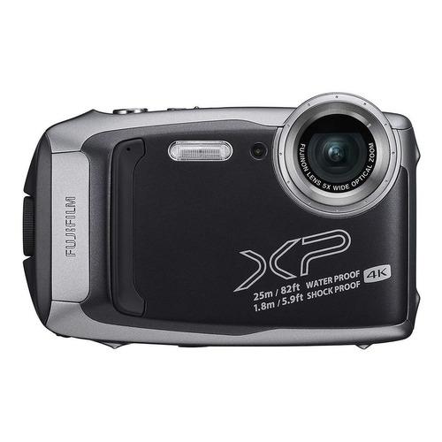 Fujifilm FinePix XP140 compacta cor  dark silver