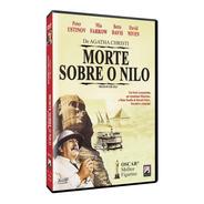 Morte Sobre O Nilo - Dvd - Peter Ustinov  David Niven - Novo