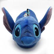 Pantufa Stitch Azul Lilo & Stitch 3d Disney P M G