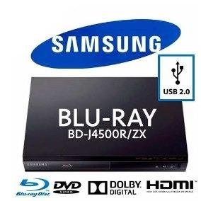 Blu-ray Samsung Nuevo Modelo Bd-j4500r/zx Dvd