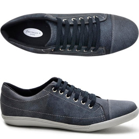 Sapatênis Masculino Sapato Masculino Couro Ecológico