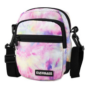 Shoulder Bag Tie Dye Everbags Bolsa Tira Colo Necessaire