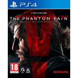 Metal Gear Solid V 5 The Phantom Pain Ps4 Digital
