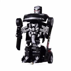 Auto Transformers A Radio Control Con Luz Y Sonido Ra048